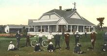 Old Cobourg Golf Clubhouse